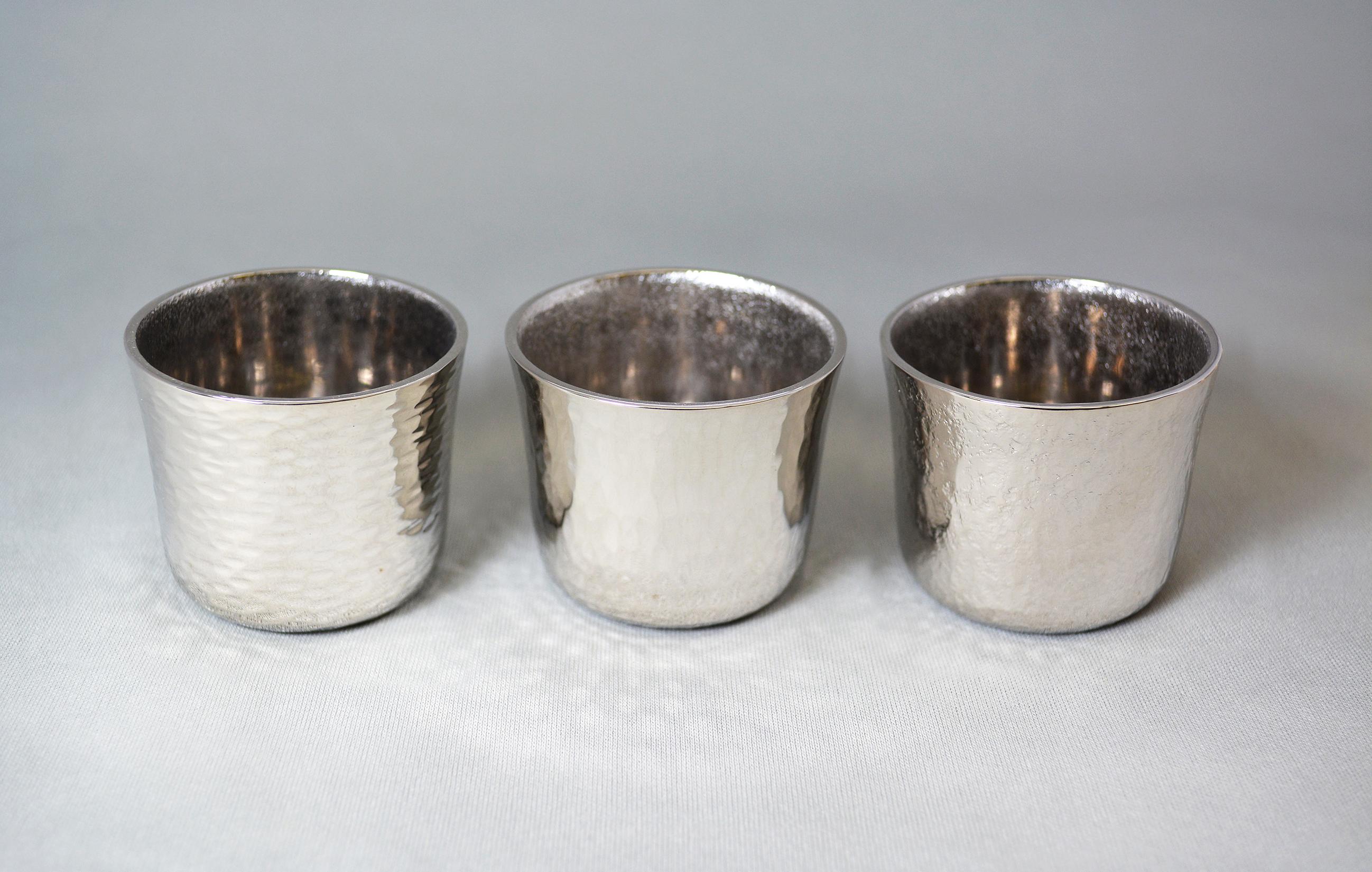 真鍮製 / ロジウムめっき