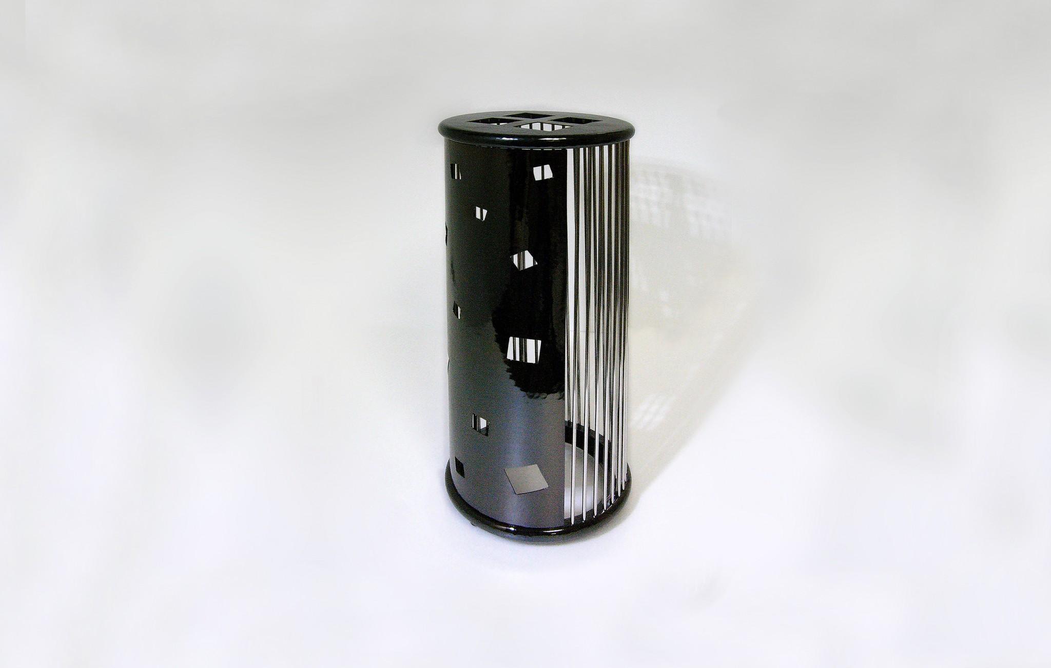 真鍮製 / 黒ニッケルめっき