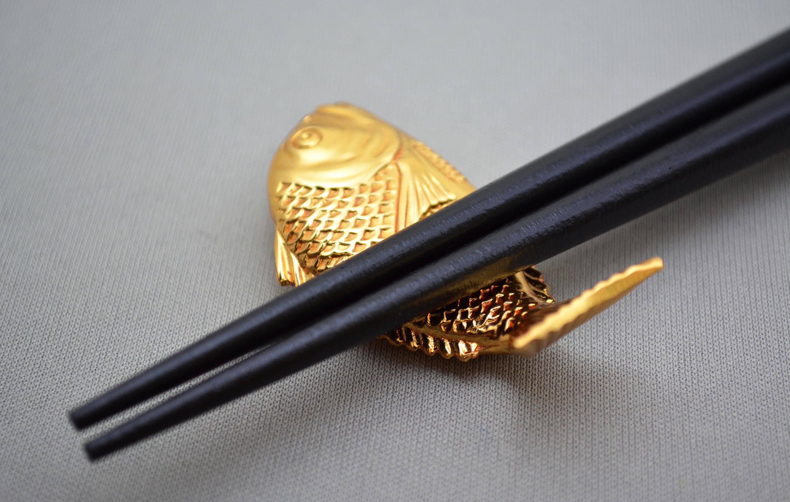 錫ダイキャスト製 / 金めっき
